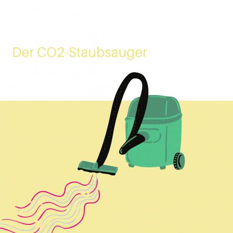Der CO2-Staubsauger