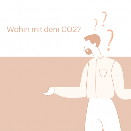 Wohin mit dem CO2?