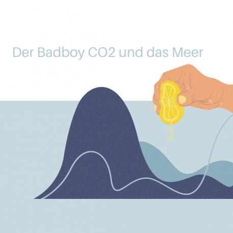 Der Badboy CO2 und das Meer