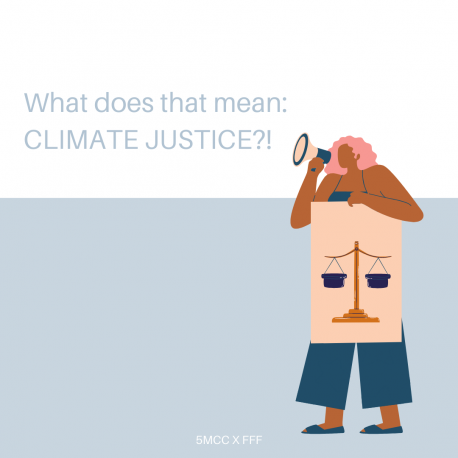 What Does That Mean, Climate Justice?