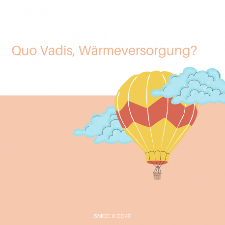 Quo Vadis, Wärmeversorgung?